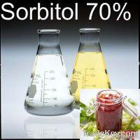 Sorbitol 70%/Food Grade/Bread/Beverage/Ice Cream/Candy/Jam/Frozen Fish