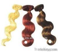 elegant body weave remy human hair weaving wholesale