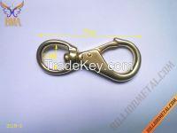 Solid Brass Harness Eye Trigger Snap Hook for Bag(251B-2)