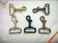 Solid Brass Harness Eye Trigger Snap Hook for Bag(017B-34)