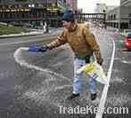 Road de-icing salt