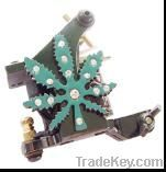 Crystal Tattoo Machine Gun For Shader and Liner