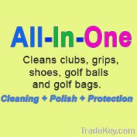Golf Club Cleaner