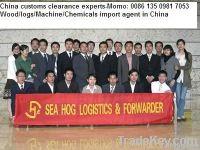China customs broker