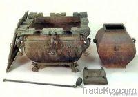 Bronze Zenghou Yi Jian Fou