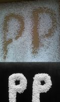 Virgin & Recycled Polypropylene PP Granules