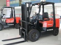 2 Tons Diesel Powered Forklift CPCD20F