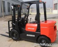 Qingong 2.5 Tons Diesel Powered Forklift CPCD25F