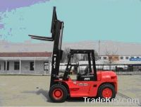 Qingong 7 Tons Diesel Powered Forklift CPCD70