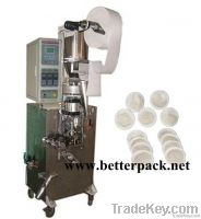 Automatic round shape tea bags coffee pod packing machines