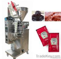Automatic tomato paste forming filling sealing machine
