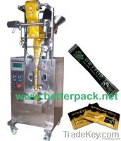 Automatic coffee powder forming filling sealing machine