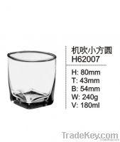 Shot Glass (Press-Blowing Machine)
