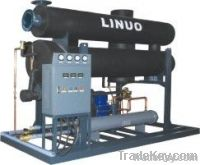 water cooled refrigerated compressed air dryer