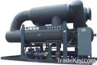 water cooled high temperature refrigerated compressed air dryer