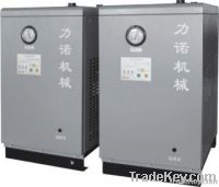 air cooled high temperature refrigerated compressed air dryer
