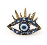 Fashion jewelry ring/ finger ring/fashion design eyes shape ring(XRG12004)