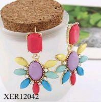 Stylish Flower Earrings