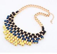 Satin Ribbon Style Necklace