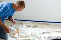 PE paint felt drop cloth/paint drop mat/paint drop cover