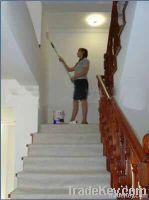 Nonwoven painter felt /painter mat with PE foil