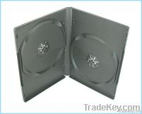 14mm Black DVD case, Single &Double