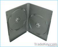 14mm Black DVD case, Single &Double