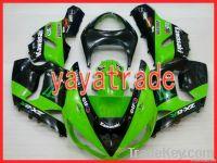 Fairing kit for Kawasaki ZX6R 05-06 motorcycle body kits