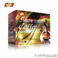 flavored coffee beens slimming Svelte Green Coffee(Elegance Flavour)