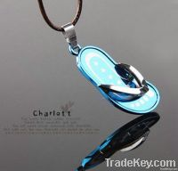 shoe shape pendant