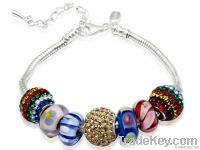 Fancy Ball Shaped Bracelet