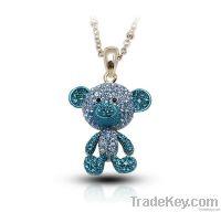 bear shape pendant