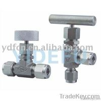 Stainless Steel Angle Pattern Needle Valves