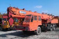 used 20ton kato truck crane original japan NK-200E 20ton crane for sal
