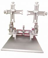 dual arm stereotaxic instrument