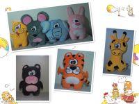 Animal Pillow Soft Toys