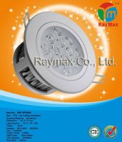12w led downlight, led down light, led downlight cob