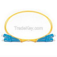 OS1/OS2 SC-SC Patch Cords Simplex/Duplex 0.9/2.0/3.0 PVC/LSZH 1M, 2M, 5M, 10M, 20M, 30M
