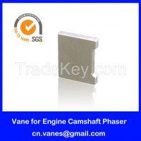 Vane for Engine Camshaft Phaser