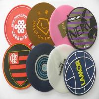 promotional PVC coaster/cup pads