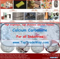 Calcium Carbonate- for all industries- multiple sizes