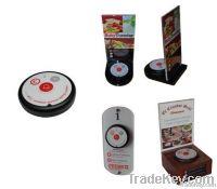 serviBELL restaurant button - service bell