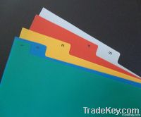 2012 office and school necessary supplies index dividers