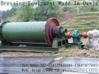 Ball mill, Hammer Mill, centrifugal machine, slurry pump, hydro cyclone
