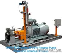 Chemical Pump, Zirconium Pump, Titanium Pump, Nickel Pump