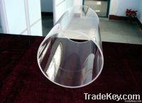 quartz tube , Large diameter quartz , Large diameter quartz tube factory