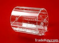 quartz tube deep processing products (cutting, burning mouth, sealing,