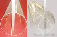 Quartz Tube, Clear Quartz Tube, Big Diameter Clear Quartz Tube