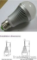 High power RGB LED Bulb