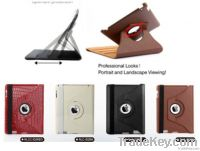 360°  Rotating Stand Case for iPad 2